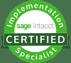 sage certified badge